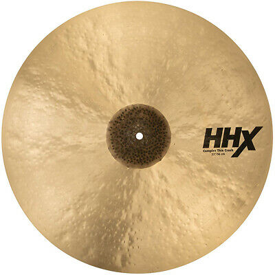 "Sabian 12206XCN 22"" HHX Complex Thin Crash Drum Set Drum Kit Cymbal • 338.84£"