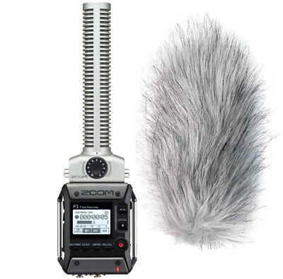 Zoom F1-SP Field Recorder With Directional Microphone + Wind Protection • 223.49£