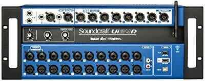 Domestic Soundcraft Sound Craft Digital Mixer Ui24R Wi Fi Control • 1,327.88£