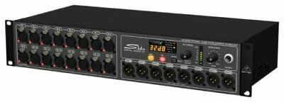 Bellinger 16 Input 8 Output Stage Box Combined With X32 S16 • 748.98£
