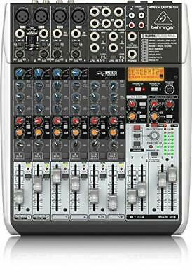 Bellinger Usb Mixer Equipped With Multi-Effects Qx1204Usb • 264.77£