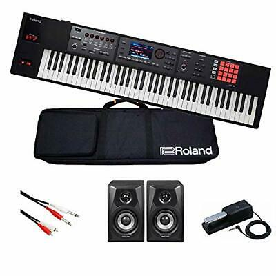 Roland / Fa 07 Super Limited Speaker Set 76 Keyboard Synthesizer With • 1,599.26£