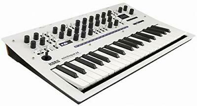 Korg / Minilogue Xd Pw Pearl White Color Analog Synthesizer • 635.61£