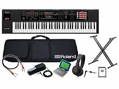 Roland Music Work Station Synthesizer Fa 07 Super Complete Set 2 • 1,546.71£