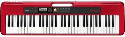 Casio Casiotone CT-S200 Portable 61-Key Digital Piano - Red • 93.45£