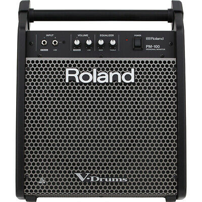 Roland PM-100 Personal Monitor For V-Drums Electronic Drums, 80 Watts, 1x10'' • 225.05£