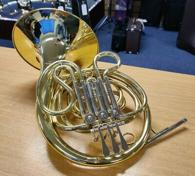 Arnolds & Sons AHR-301 3-Valve F French Horn (used instrument, fully serviced)