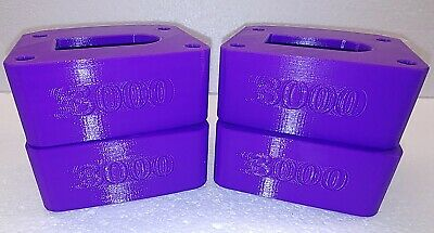 TurboSound IP3000 Series Pin Protectors Purple (Pair Of  IP3000 Units) • 38.85£