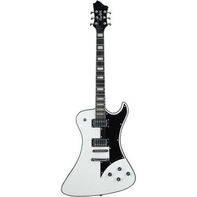 Hagstrom Fantomen Electric Guitar - White Gloss • 786.64£