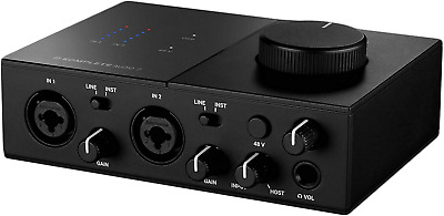 Native Instruments Komplete Audio 2 Two-Channel Audio Interface • 121.59£