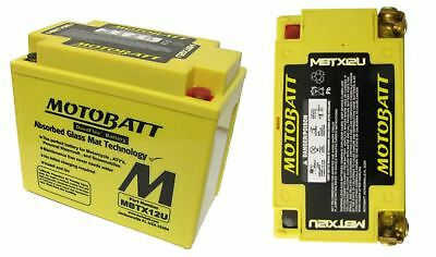 Yamaha YZF 750 SP 4HS7 MBTX12U Motorcycle Battery 1996 • 81.99£