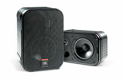 Jbl Control 1 Pro Black Speakers Pair New In The Box • 60.67£