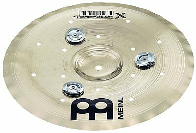 Meinl Percussion Generation X 12 Inch Jingle Filter China Cymbal – GX-12FCH-J • 76£