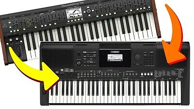 Gearfacts Sound Pack For Yamaha PSR-E463 & PSR-EW410:  UPDATED For 2021! [Video] • 7.66£