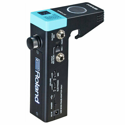 Roland Rt-Mics Hybrid Drum Module Trigger With Microphone • 212.27£