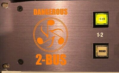 Dangerous Music 2 Bus 16x2 • 1,290.37£