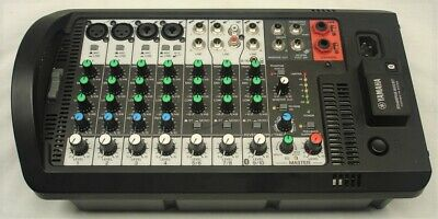 As Is Yamaha Stagepas 600bt 7 Channel Powered Mixer Only Partially Tested Read • 79.76£