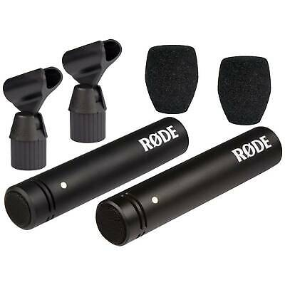 RODE M5 Matched Pair Cardioid Condenser Microphones • 169£