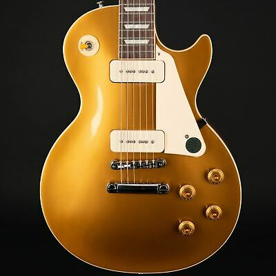 Gibson Les Paul Standard '50s P90 Gold Top #123890016 • 2,299£