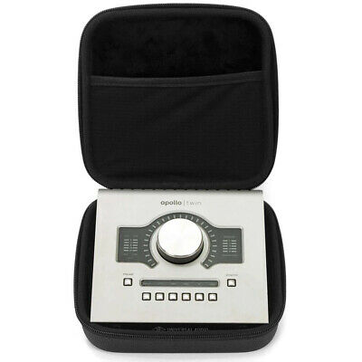 Analog Cases Glide Series Lightweight Case For The Universal Audio Apollo Twin