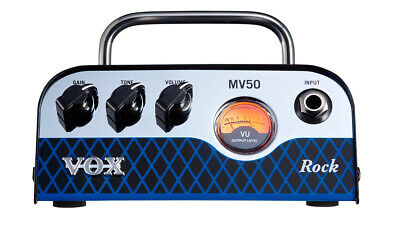 Vox MV50CR Rock 50 Watt Head • 153.68£