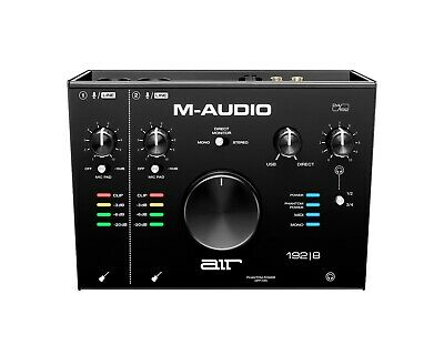 M-Audio AIR 192|8 - 2-In 4-Out USB Audio / MIDI Interface • 170.97£