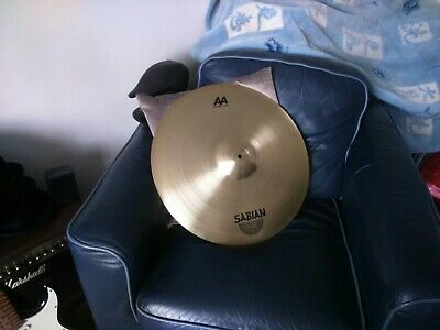 Sabian 21  AA Rock Ride Cymbal - Excellent!  • 150£