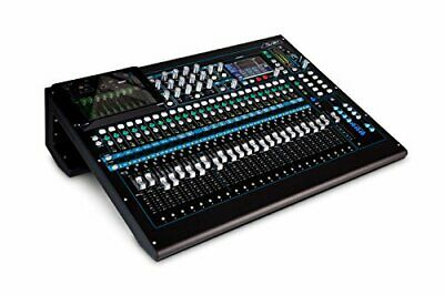 Allen & Heath QU-24C 30 In/24 Out Compact Digital Mixer, Chrome Edition • 1,761.55£