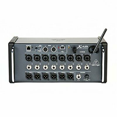 Behringer X Air XR16 16-Input Digital Mixer For IPad/Android-prosounduniverse • 385.78£
