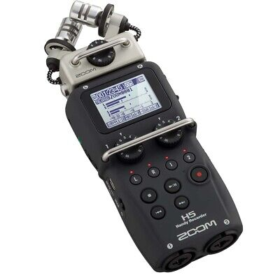 Zoom H5 Mobile Phone Recorder Dictaphone • 275.22£