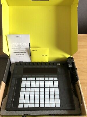 Ableton Push 2 Midi Controller For Live 10 • 350£