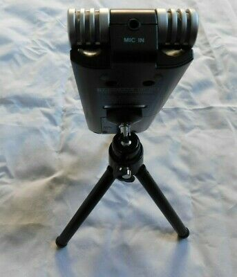 Tripod Stand Black For Zoom H1, H2, H4N, H4N, H5 Recorder • 6.99£