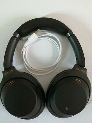 Sony WH-1000xM3, WH1000XM3 Wireless Noise-Cancelling Headphones  • 164.99£