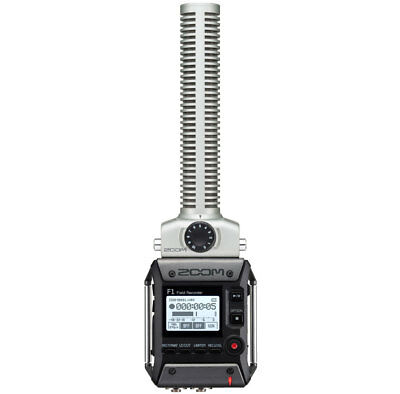 Zoom F1-SP Mobilber Field Recorder With Directional Microphone • 224.77£