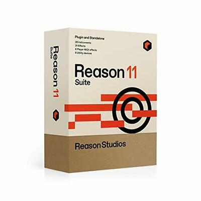 Reason Studios Reason 11 Suite Upgrade DAW/Plugin • 678.11£