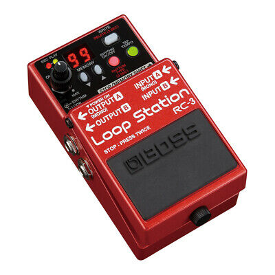 Boss RC-3 Loop Station • 142.80£