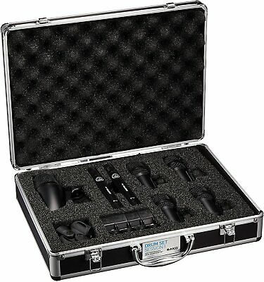 AKG / DRUMSET SESSION I Drum Microphone Set • 272.34£