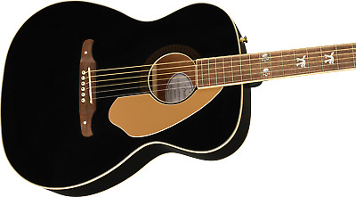 Fender Tim Armstrong 10th Anniversary Hellcat Acoustic Electric Black • 329.14£