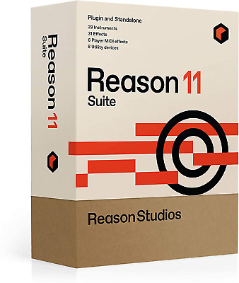 Reason Studios Reason 11 Suite Upgrade DAW/Plugin • 129.93£