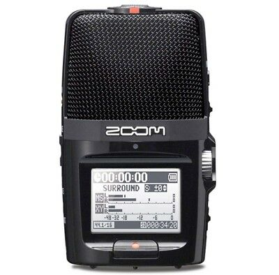 Zoom H2n Portable Mobile Phone Audio-Rekorder • 162.58£