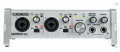 Tascam Series 102i - Audio Interface - Soundcard • 185£