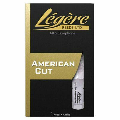 Legere synthetic American Cut Alto Sax/Saxophone Reed 1.5mm to 3.5mm, ASA