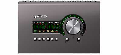 New Universal Audio Apollo X4 QUAD Thunderbolt 3 Audio Interface For Mac & PC • 1,346.86£