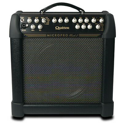 Quilter Labs  MicroPro Mach 2 - 12 Inch Combo Guitar Amp NEW • 780.10£