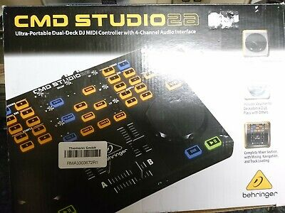 Behringer CMD Studio 2A New-opened - Never Used - Complete With Lead And Instruc • 59.99£