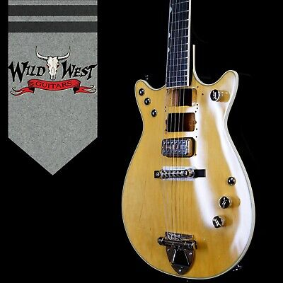 Gretsch G6131-MY Malcolm Young Signature Jet™ Ebony Fingerboard Natural • 1,964.77£