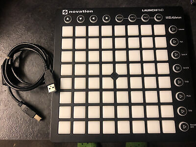 Novation Launchpad MK2 In Excellent Condition But Unpacked From Original Box. • 75£