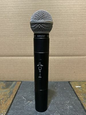 Shure SM58-S Wireless Microphone (used) • 72.36£