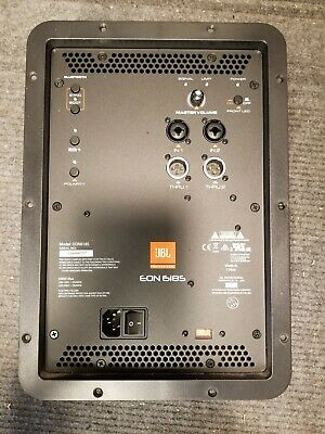 JBL EON618S POWER AMP Module NOT WORKING OR FOR PARTS • 71.78£
