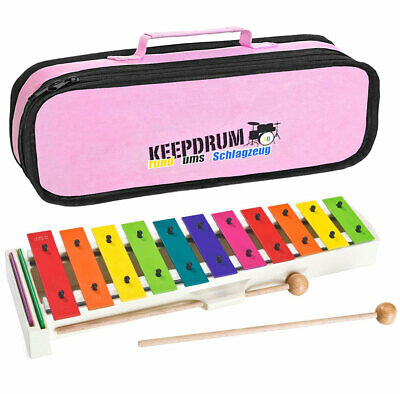 Sonor Bwg Boomwhackers Glockenspiel + Bag Pink • 48.40£
